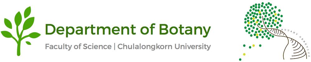 Botany @ Chula Logo
